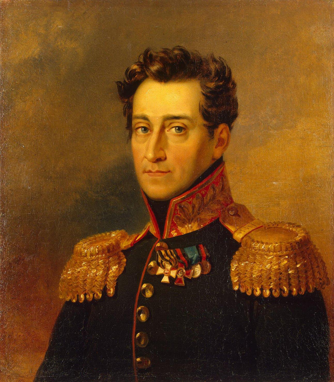 Гудович, Андрей Иванович