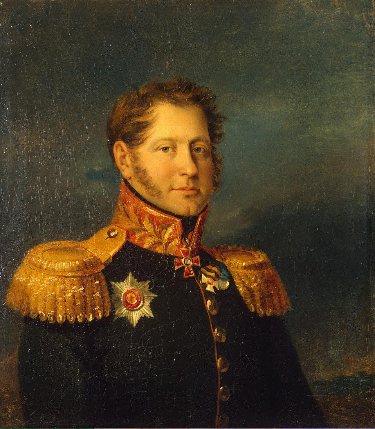 Грессер, Александр Иванович