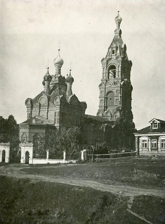 Церковь Троицы Живоначальной в Протопопове