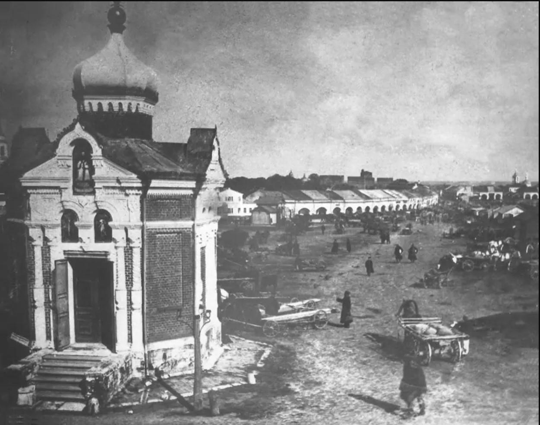 Часовня Александра Невского на Житной площад