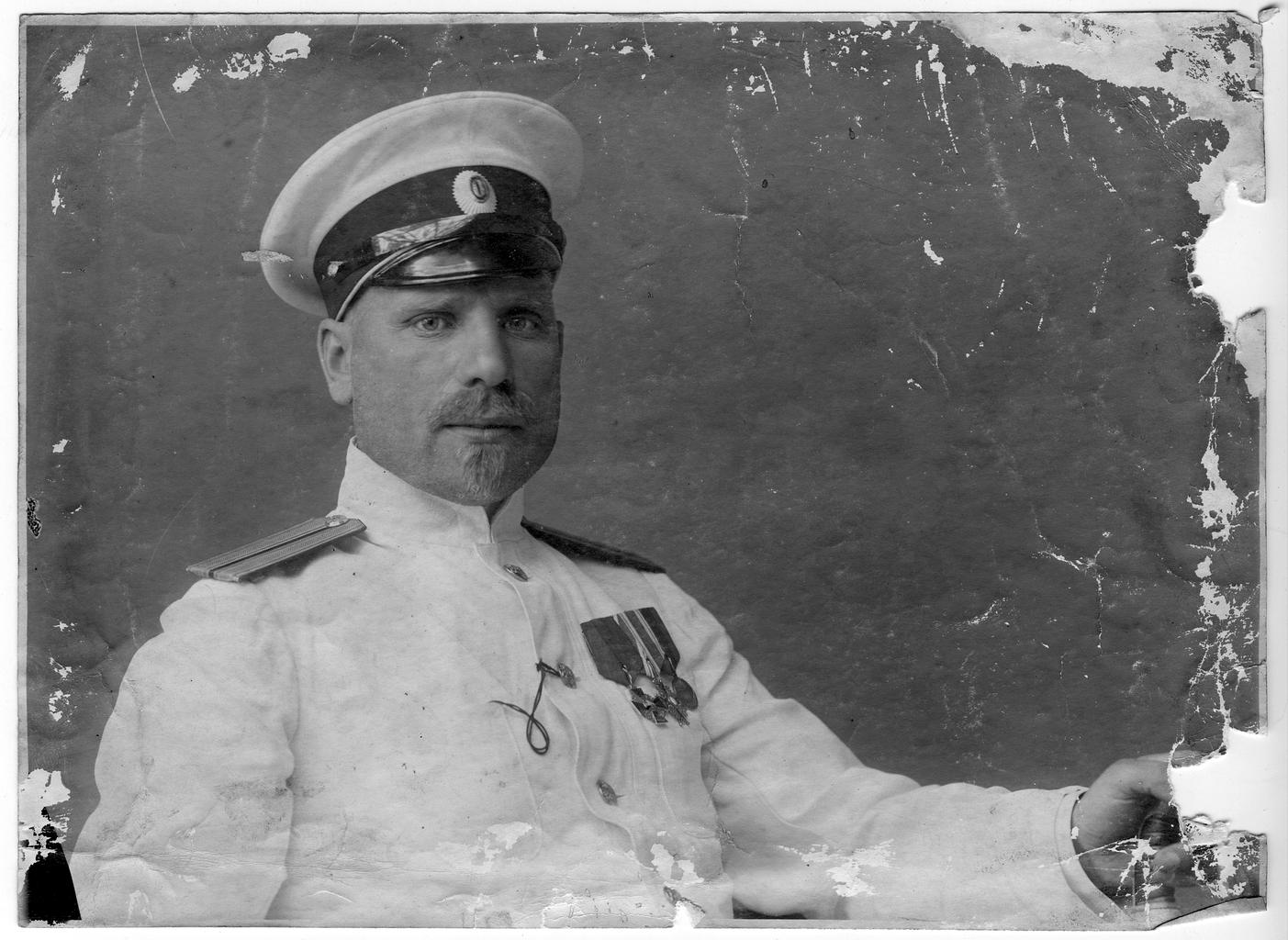Седов Георгий Яковлевич
