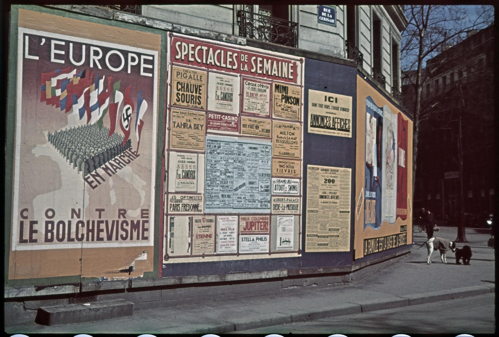 Пропагандистские плакаты