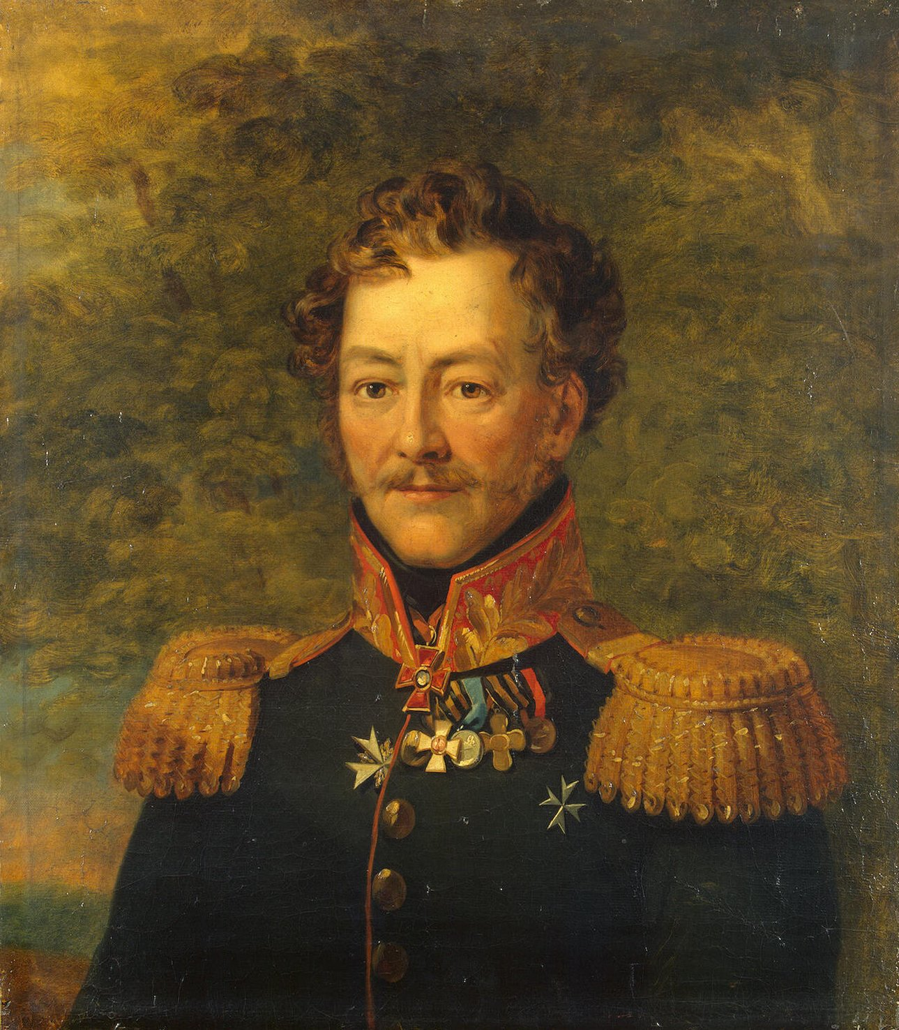 Аргамаков, Иван Васильевич