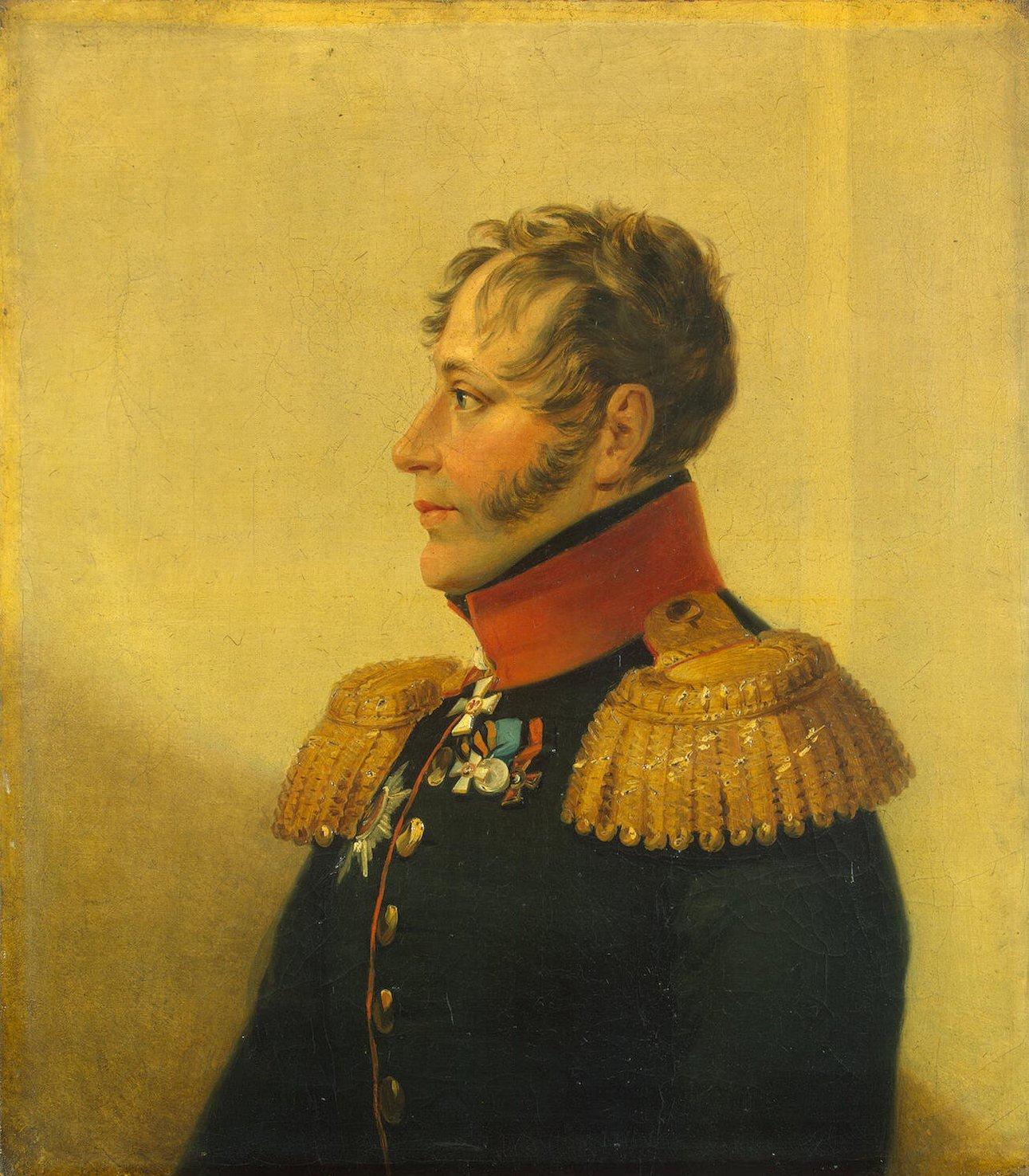 Ахте, Егор Андреевич