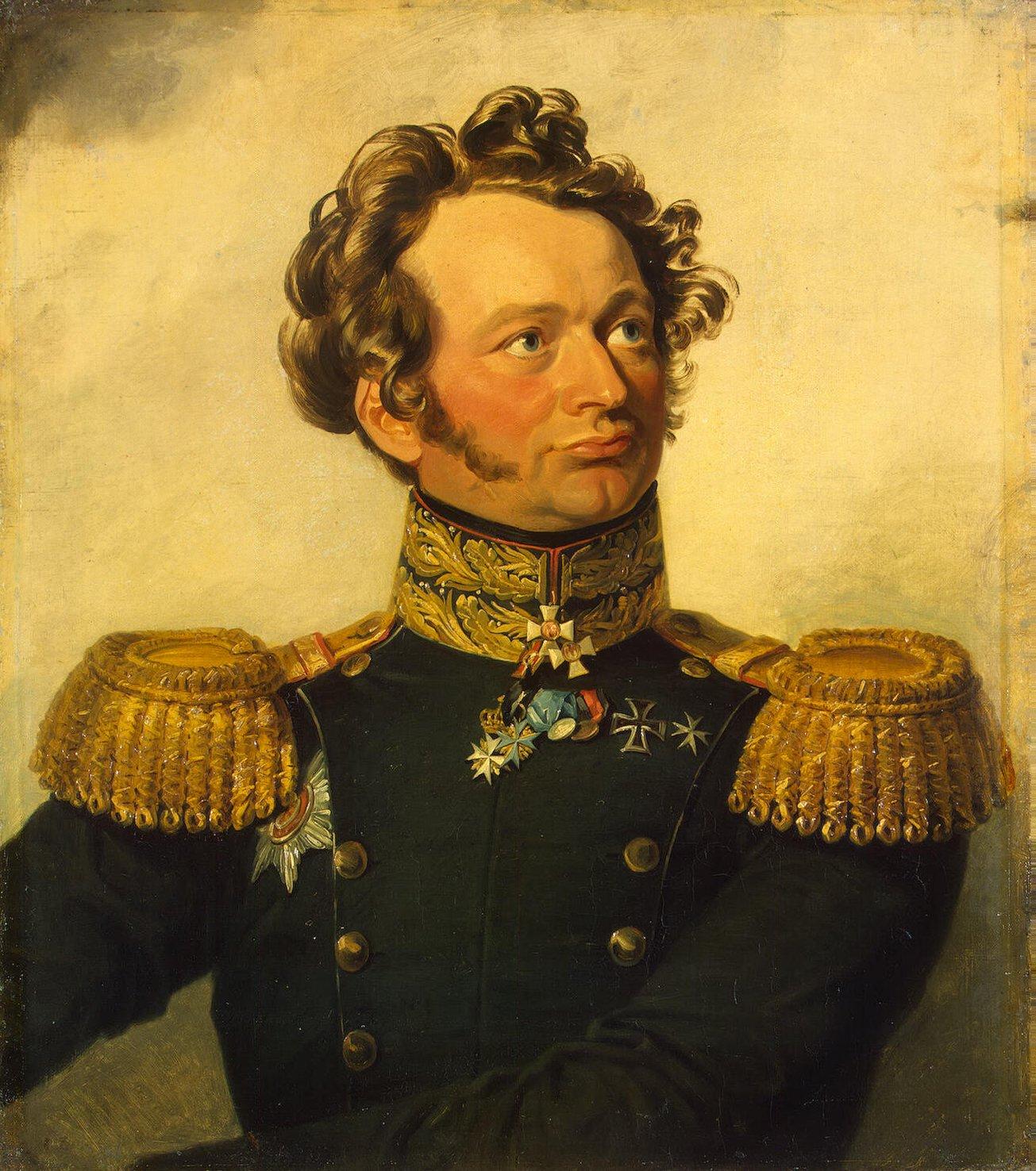 Бистром, Карл Иванович