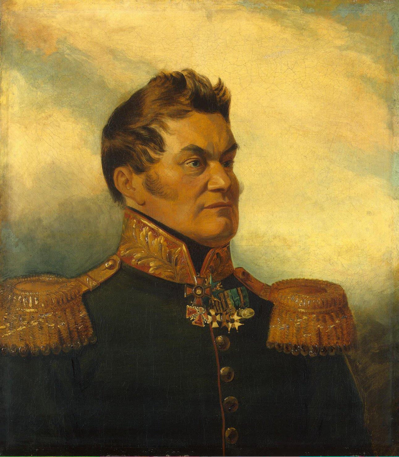 Богдановский, Андрей Васильевич