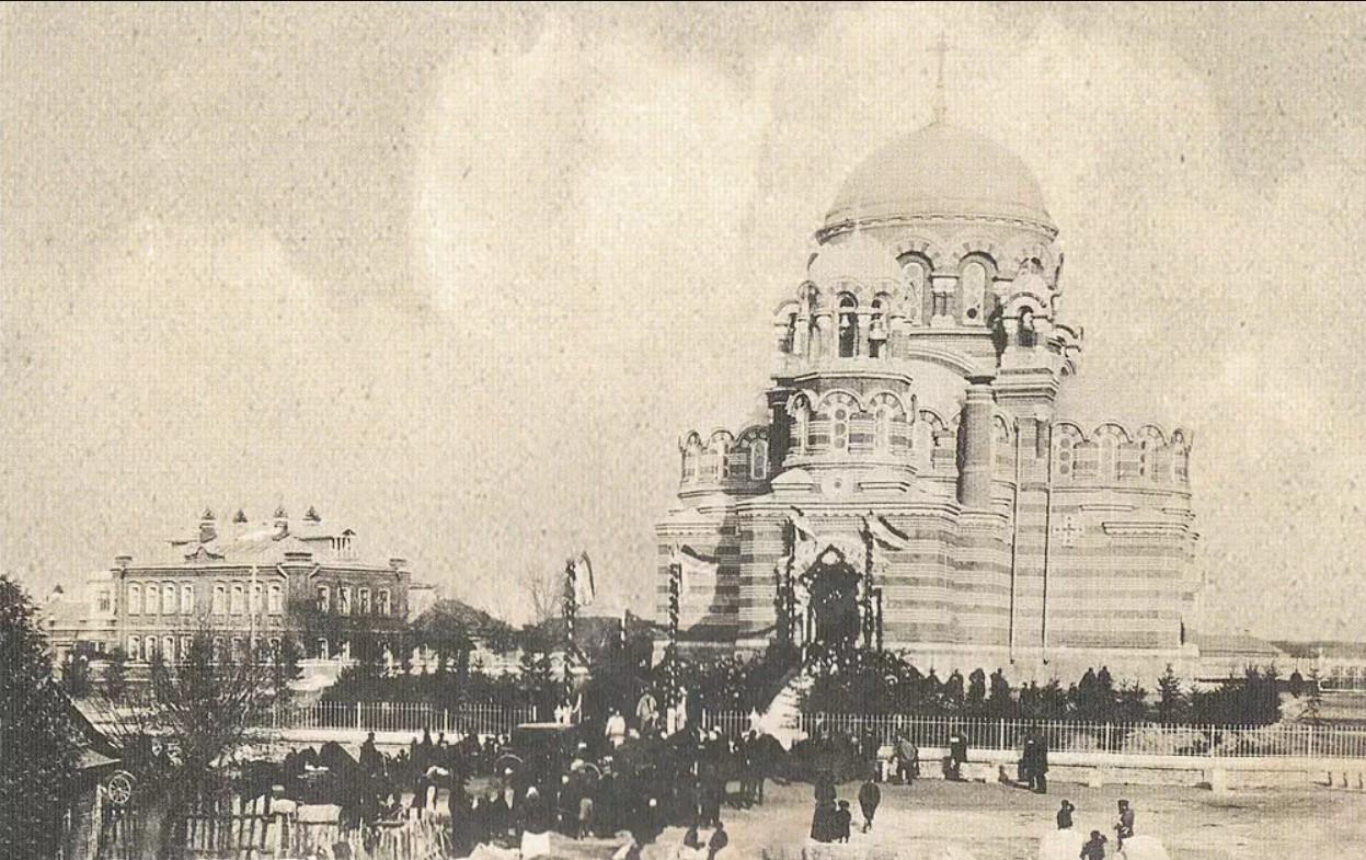 Троицкая церковь в Щурово