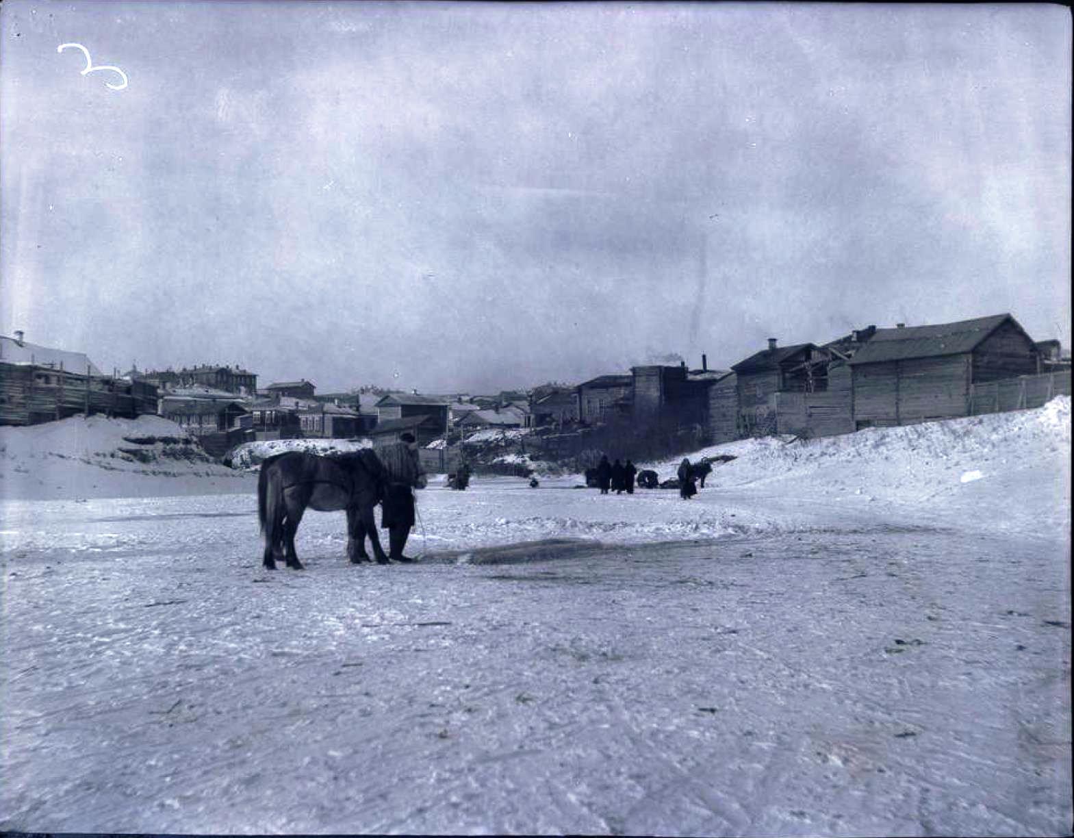 13. На замерзшей Оучайке