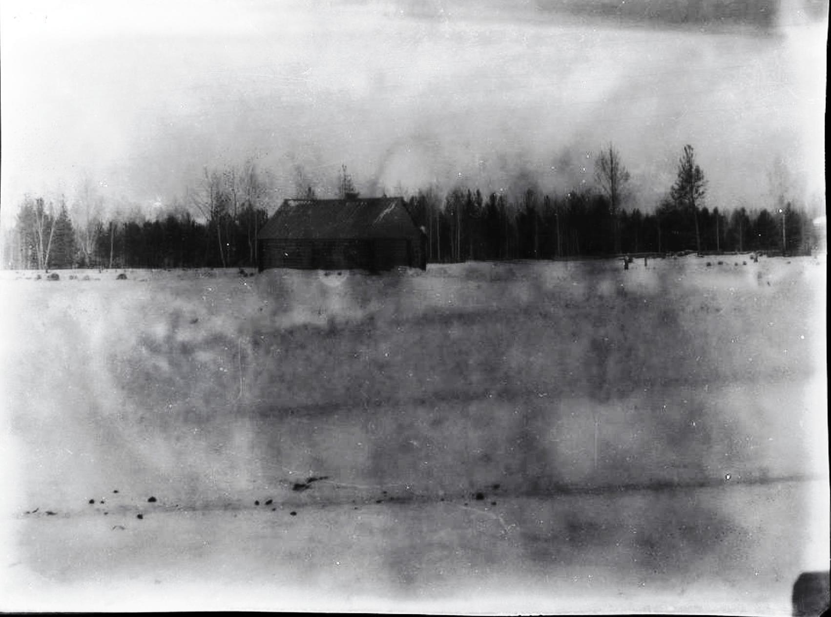 14. Село Ключи. Всё, что осталось от сооружений 1897 года