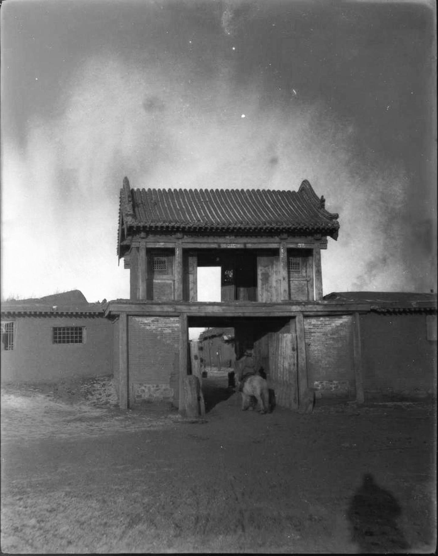 27. Маньчжурия. Хайлар. Северные ворота
