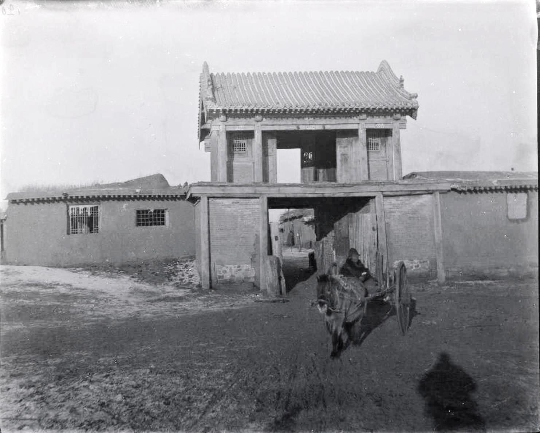 28. Маньчжурия. Хайлар. Северные ворота
