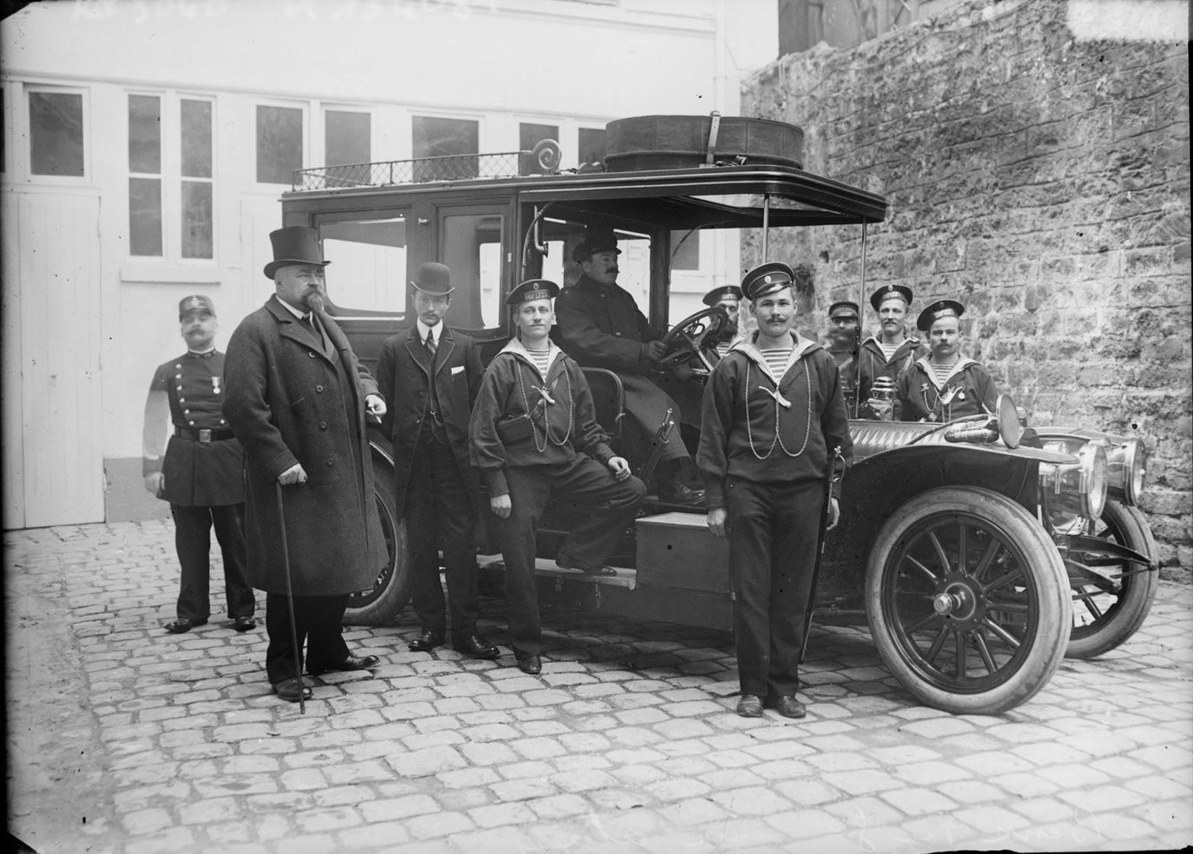 Личный автомобиль Великого князя