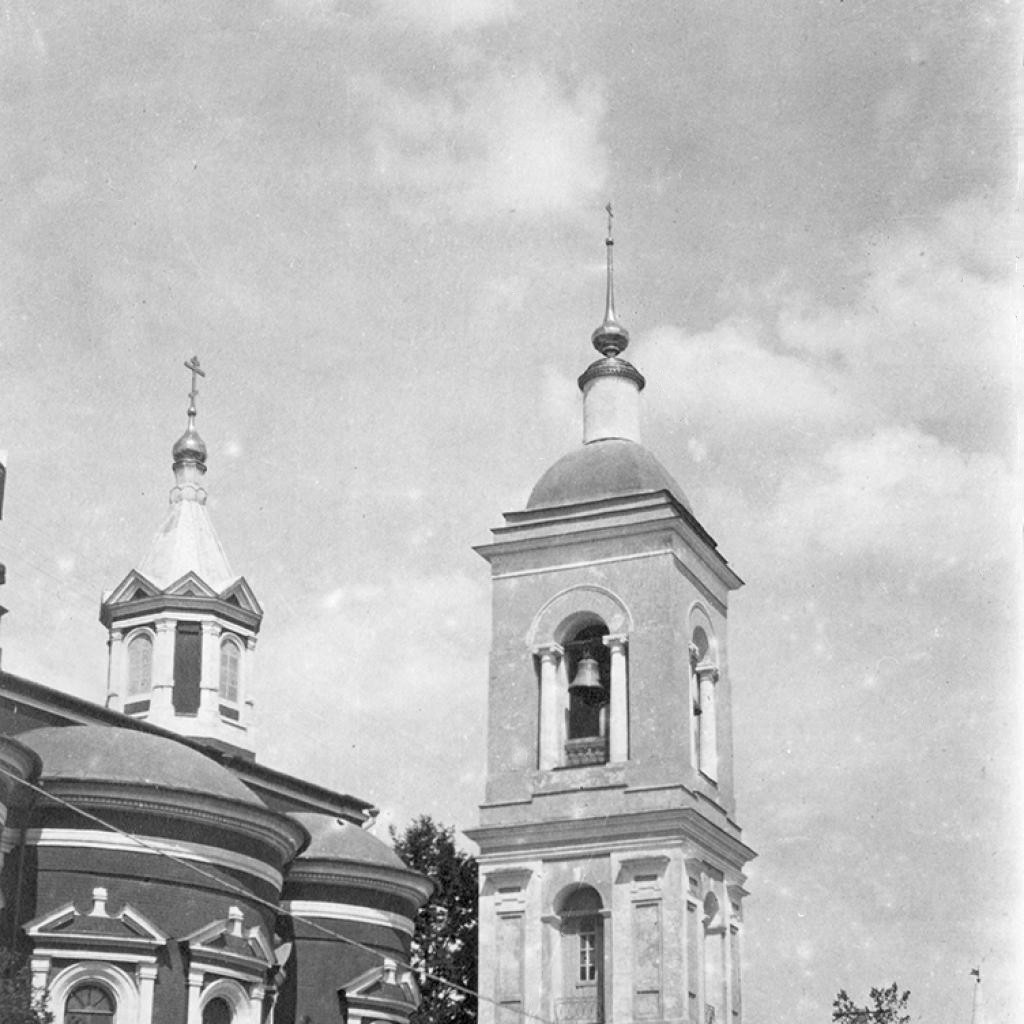 Брусенский женский монастырь. 1914