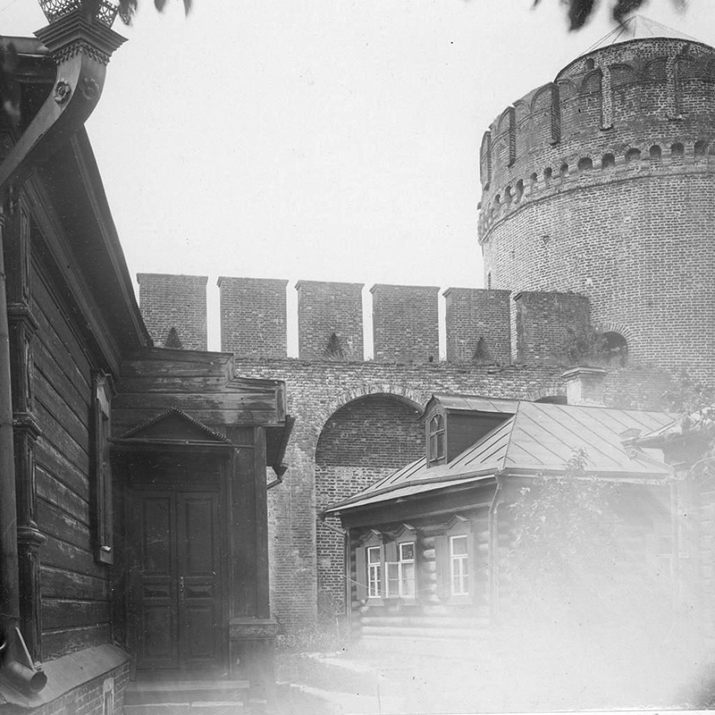 Коломенская башня. 1905