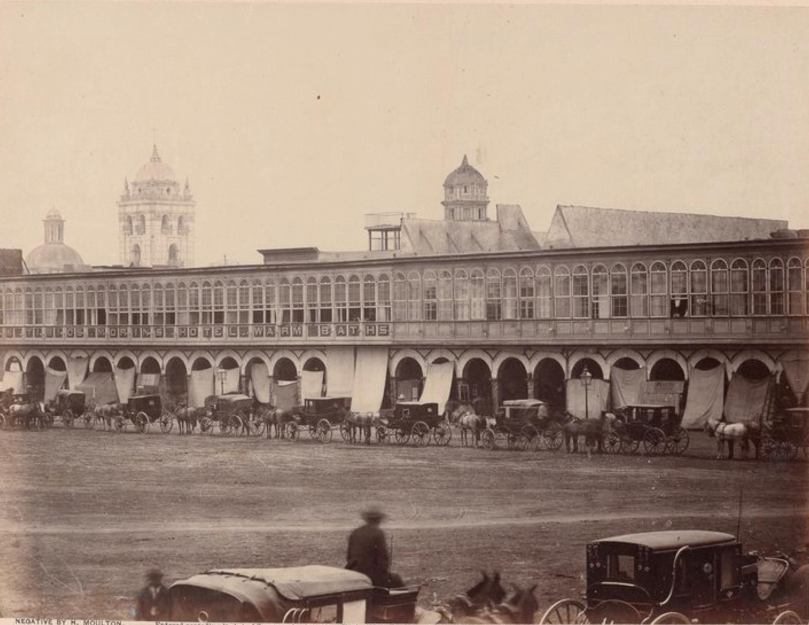 Лима. Главная площадь. Отель Морин