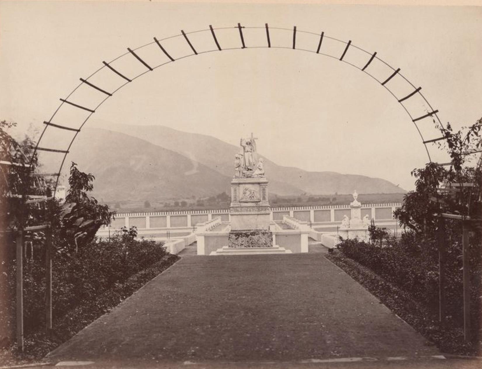 Лима. Часовня мемориального кладбища «Пастор Матиас Маэстро»