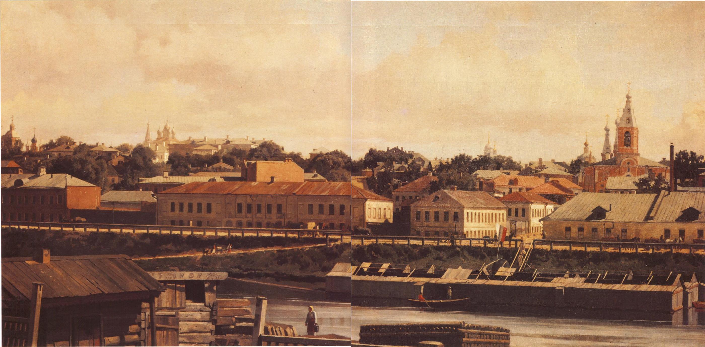 1889. Гончары