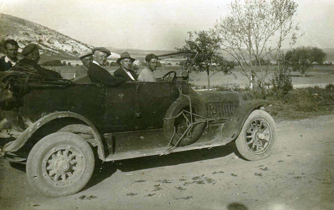 1938. Экспедиция Ник.Влад.Полякова