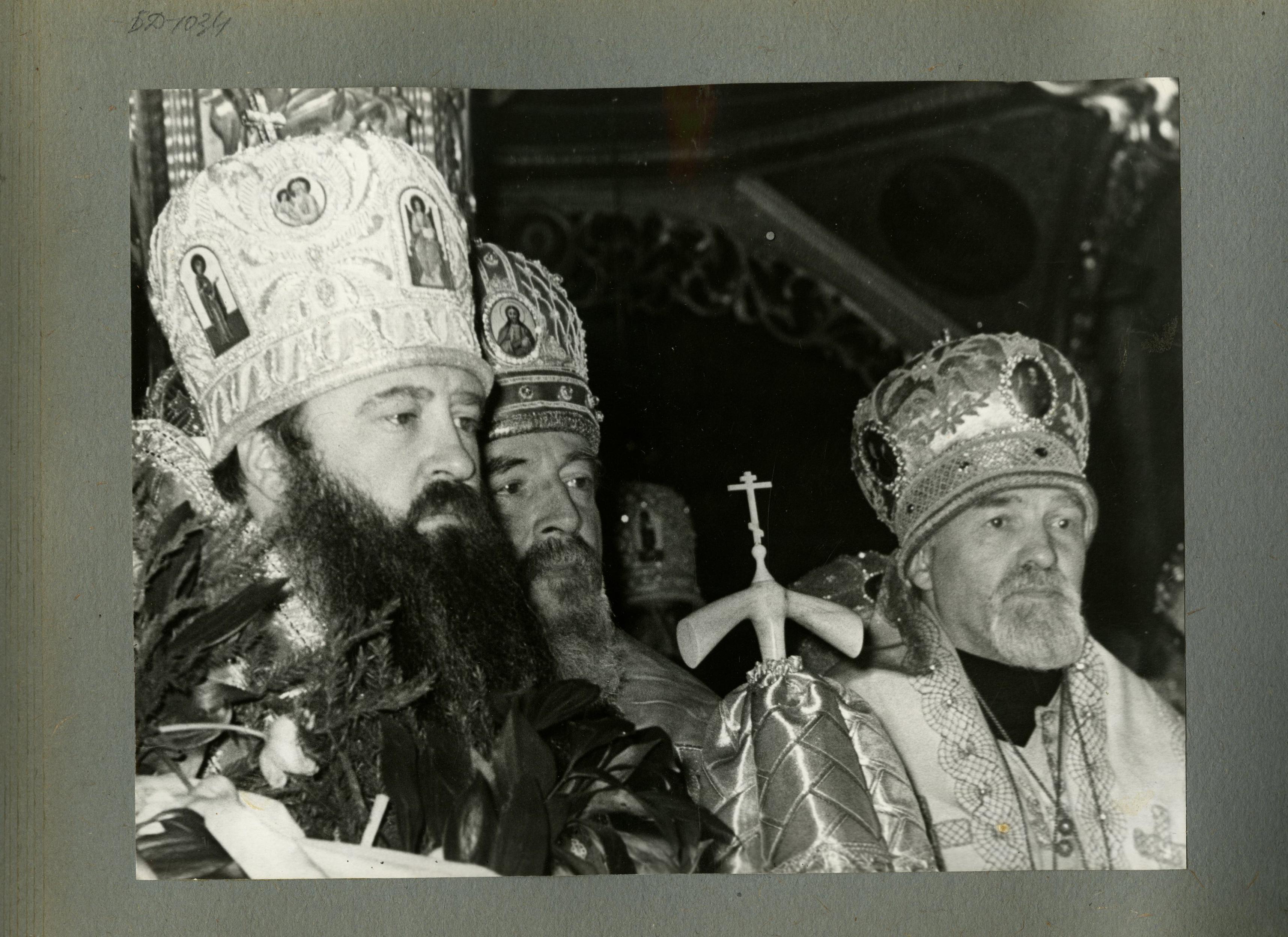Прощание с Патриархом Московским и всея Руси Алексием I 4