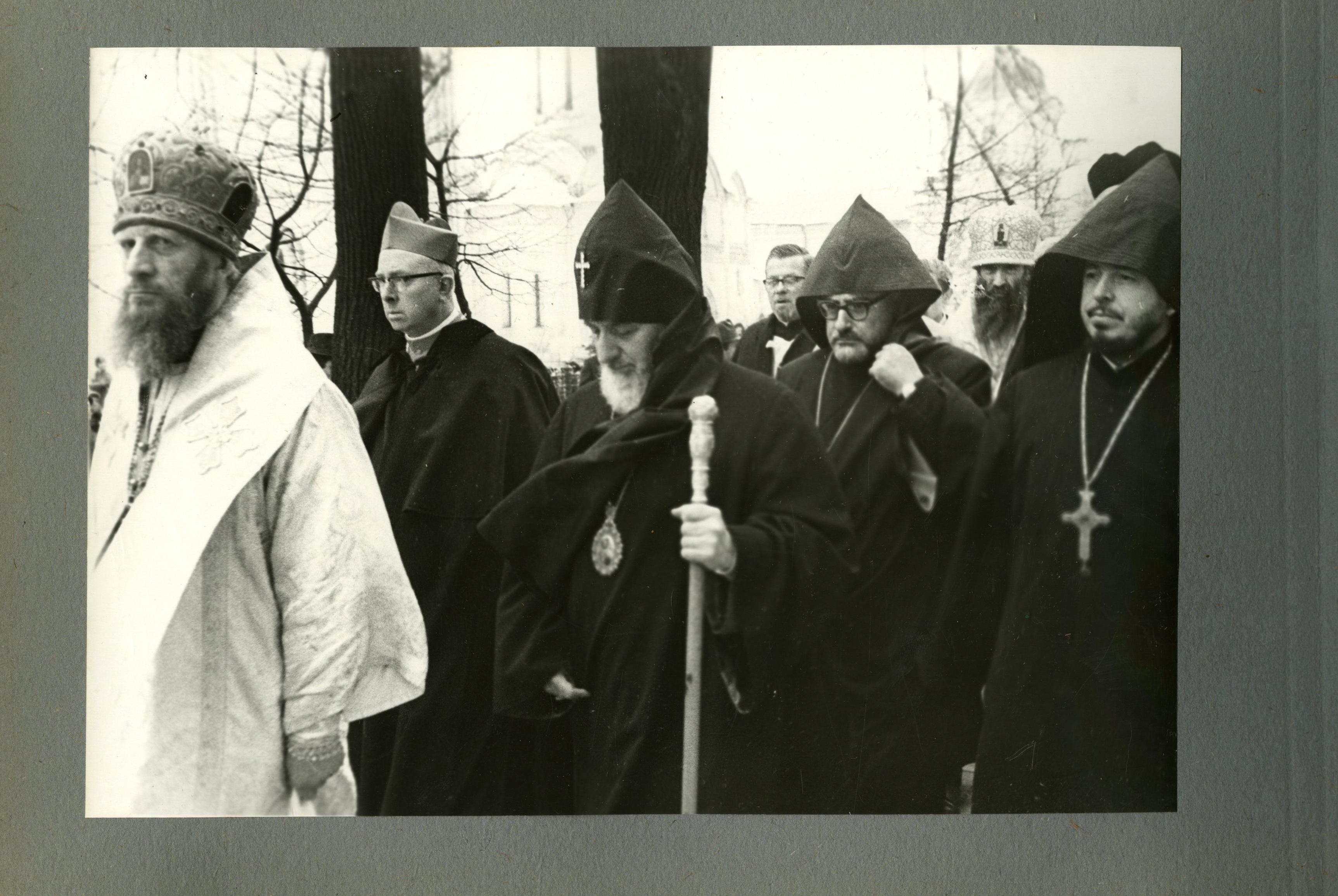 Прощание с Патриархом Московским и всея Руси Алексием I 6
