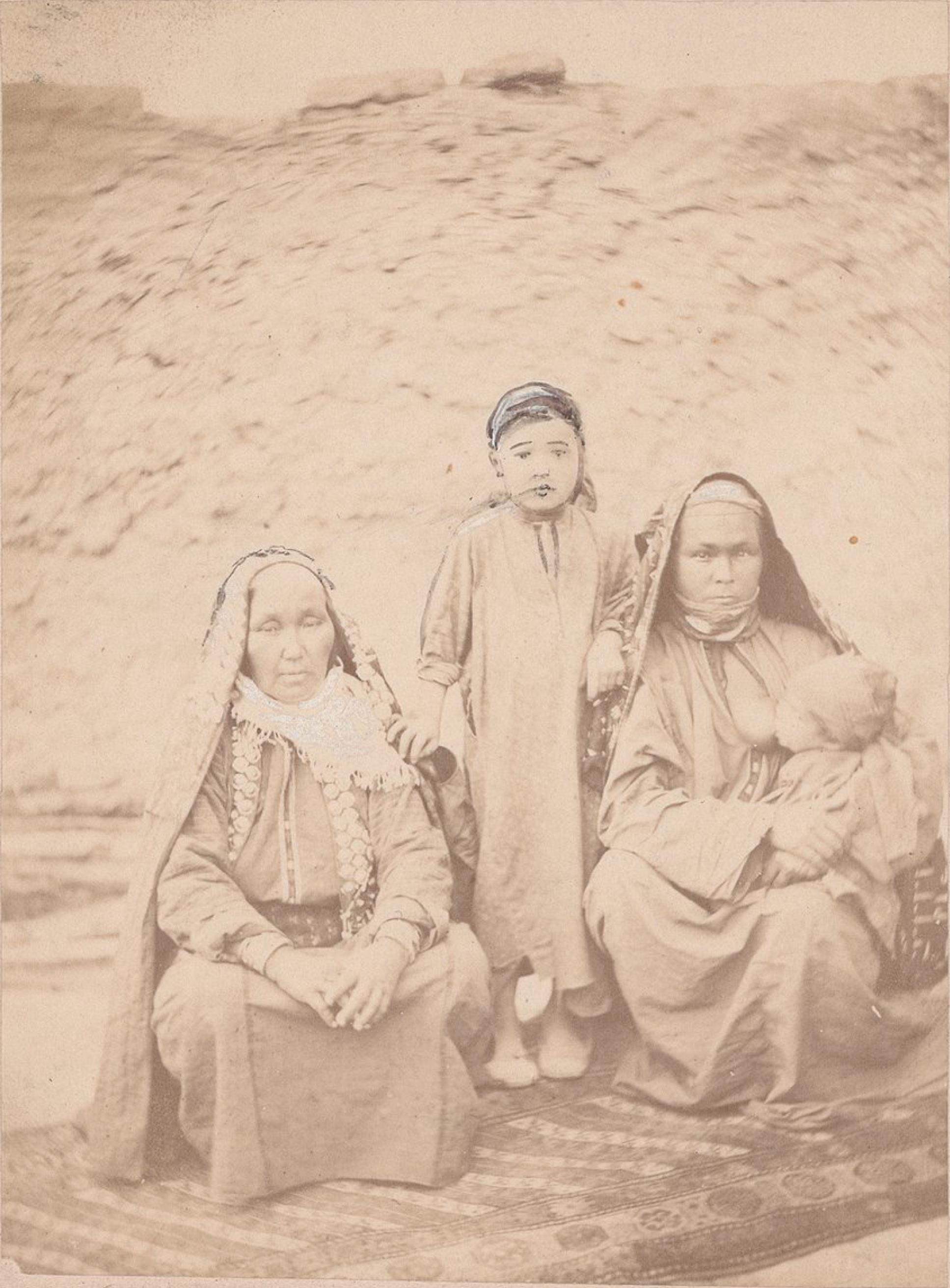 Туркменки Асхабада