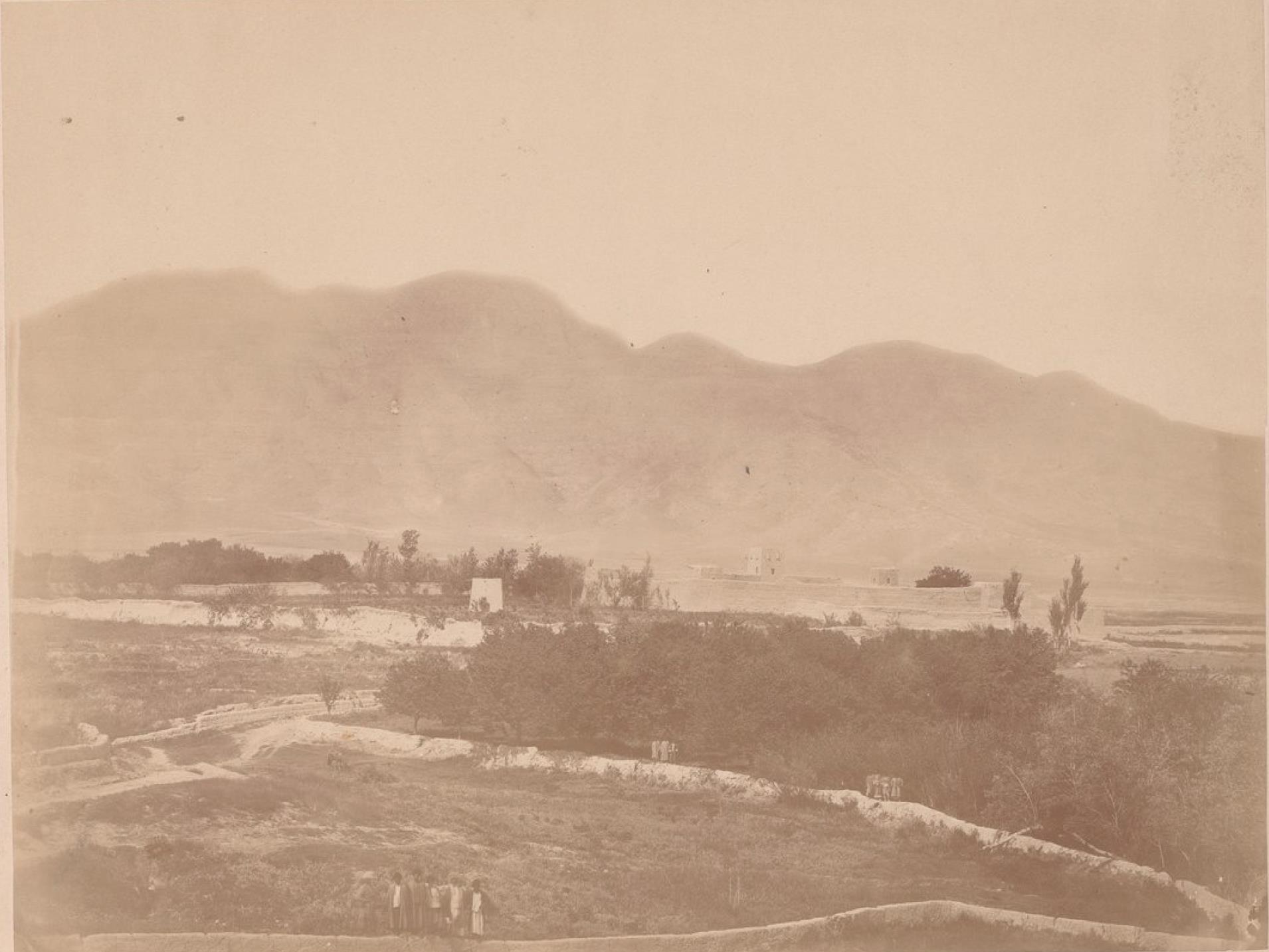 Багир, туркменское село