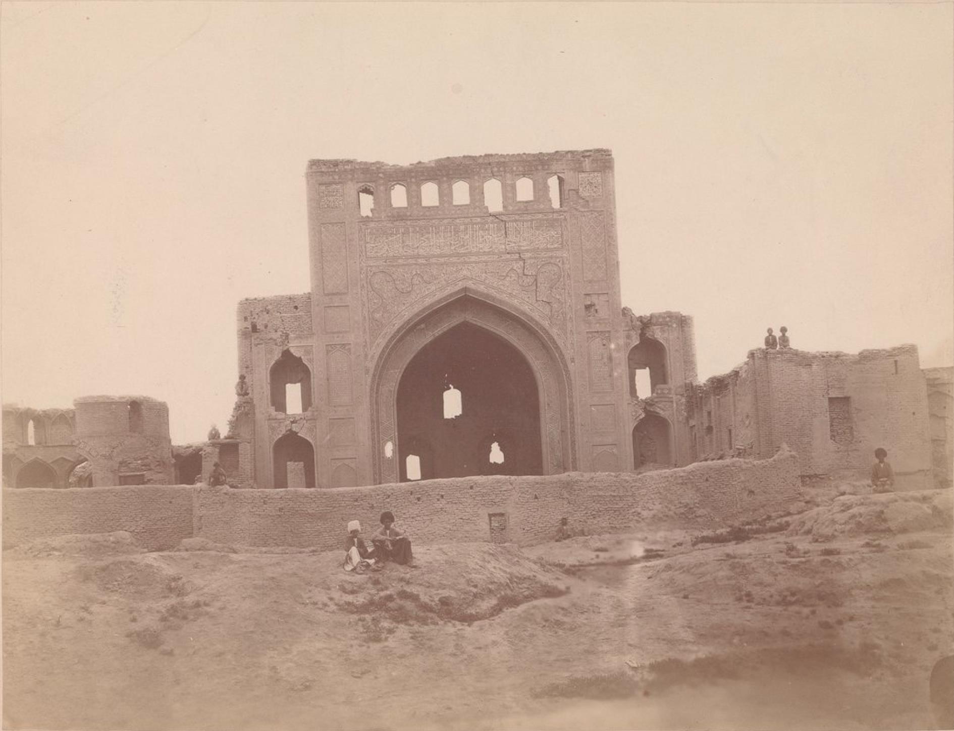 Мечеть в Аннау