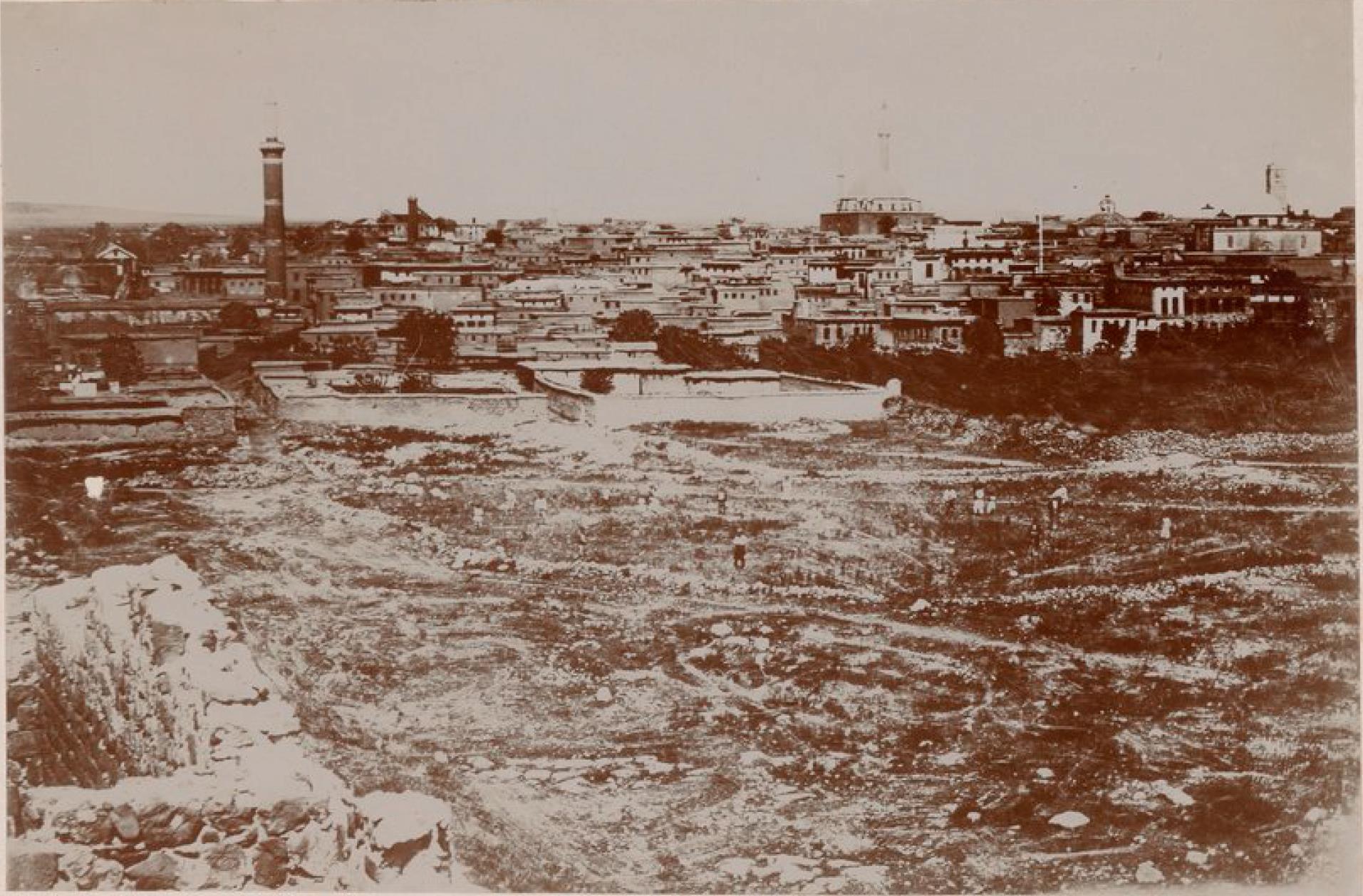 Диярбакыр. Панорама города