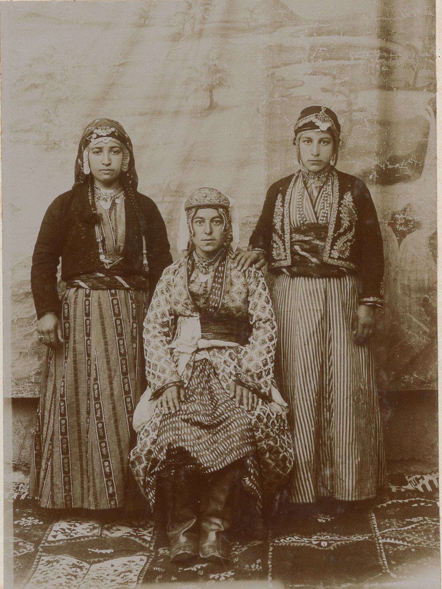 Малатья. Местные армянки