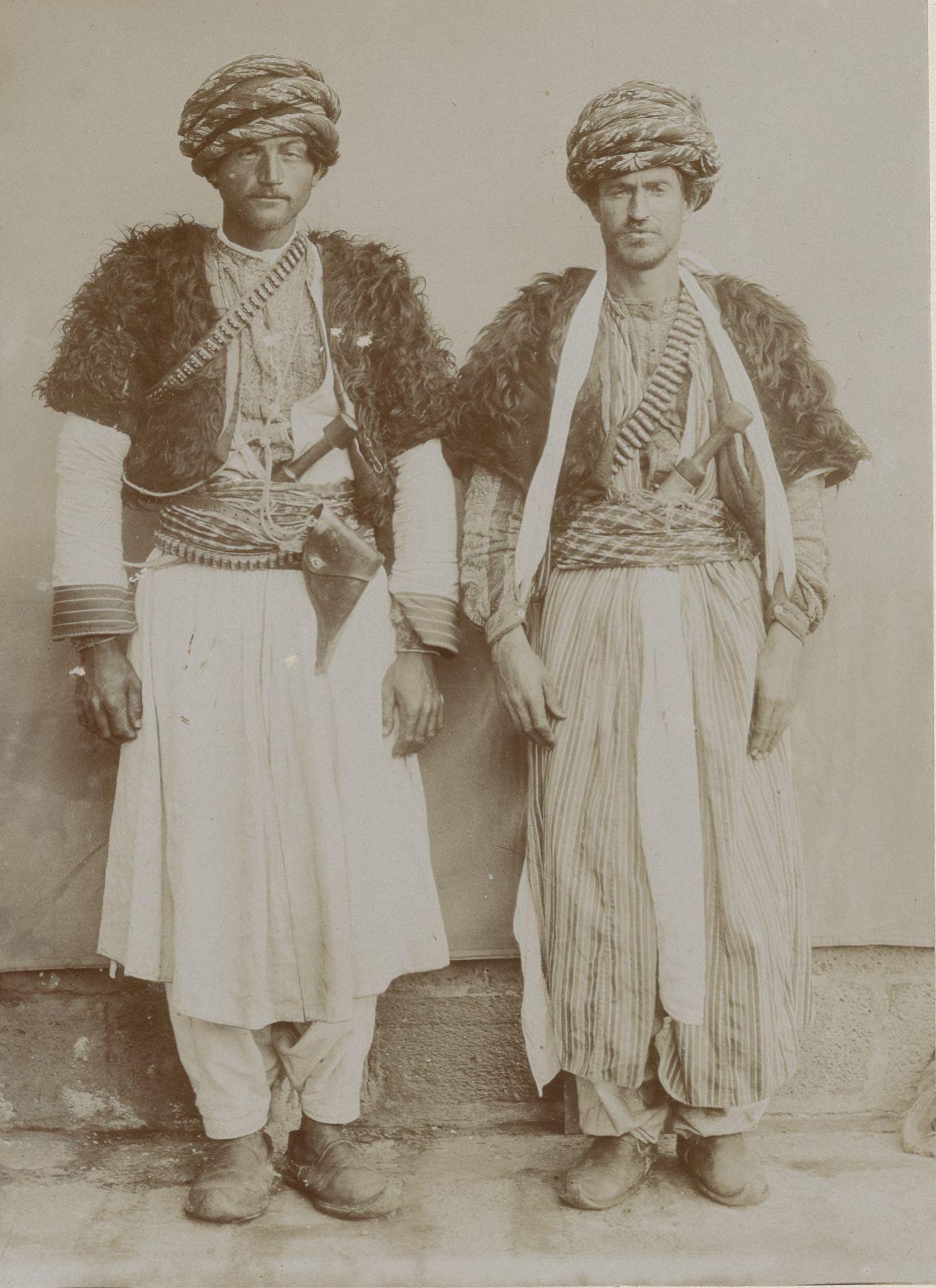 Мардин. Турки племени Муккеви