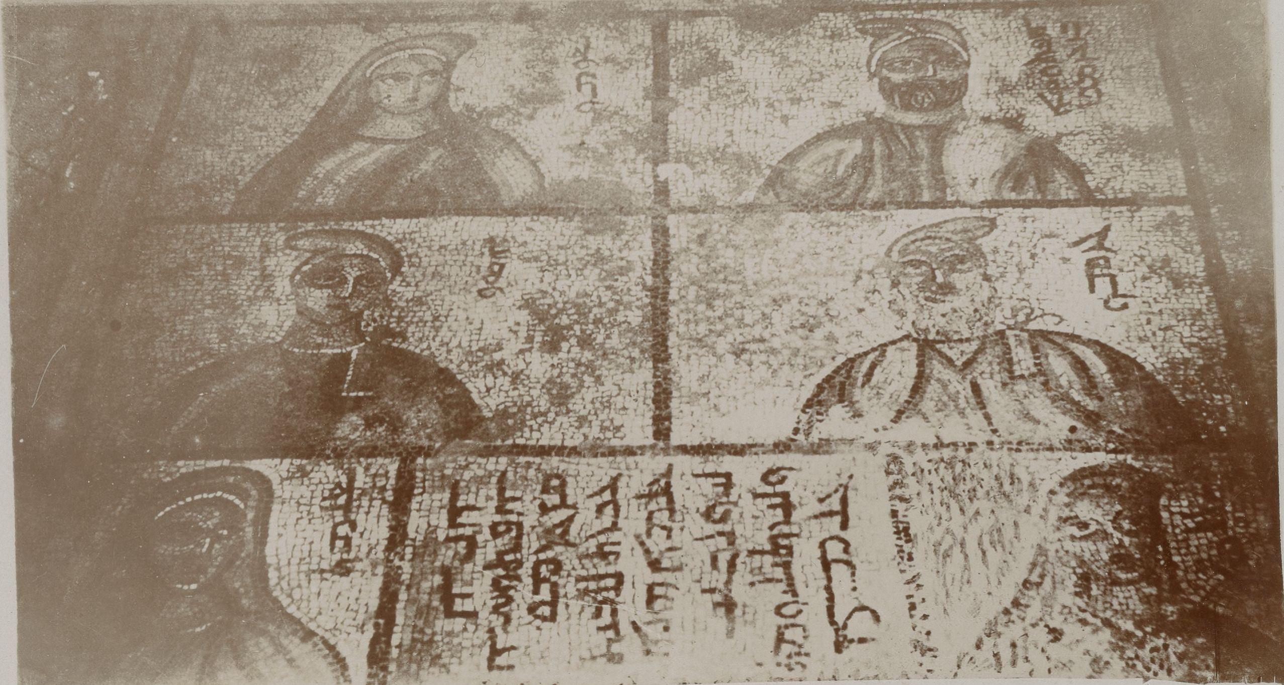 Урфа. Царская гробница в Эдессе