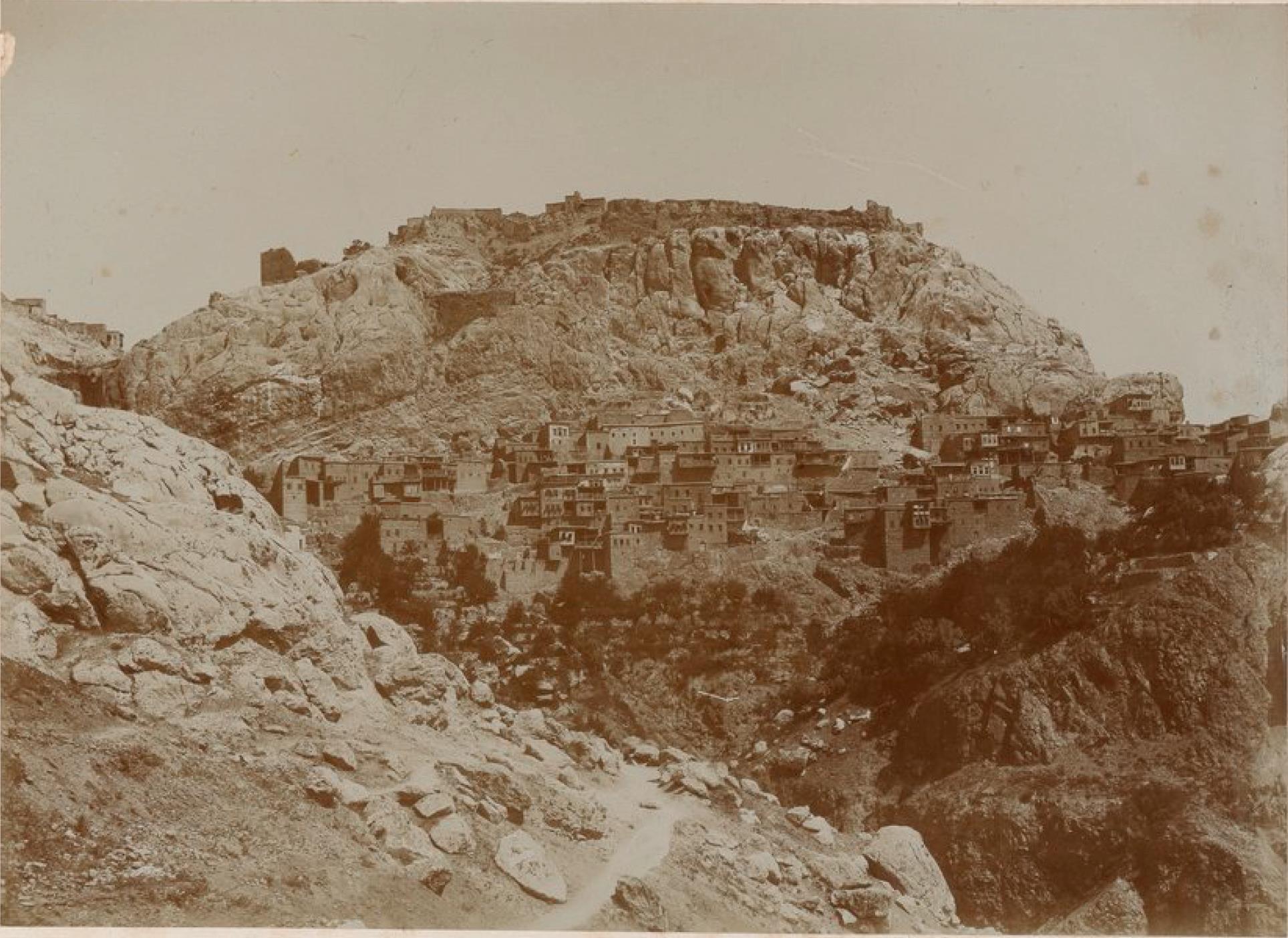 Харпут. Панорама города