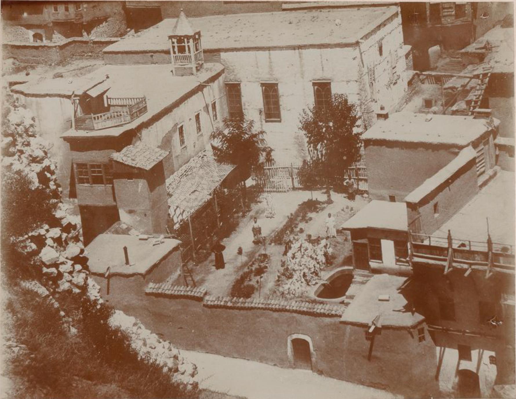 Харпут. Резиденция миссионеров
