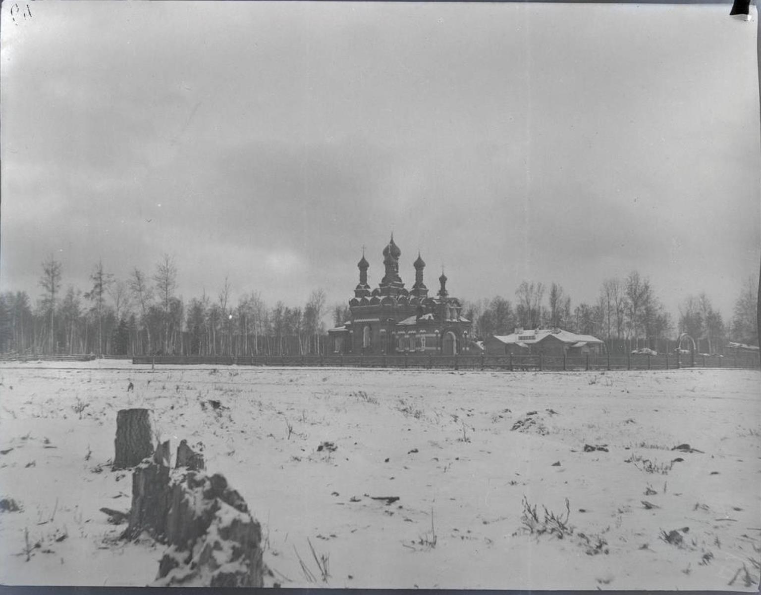03. Село Тайга
