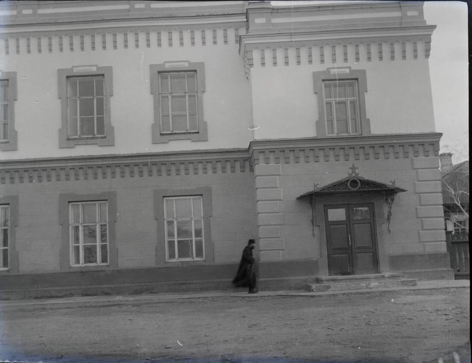 26. Минусинск. Музей с Николаем Михайловичем Мартьяновым