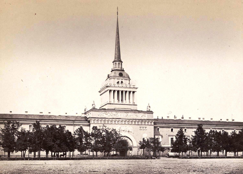 Адмиралтейство (Старое). 1880-е