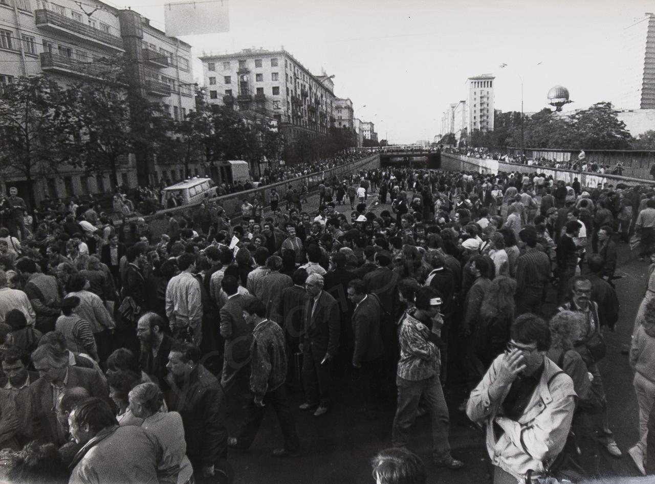 В августе 1991 (2)