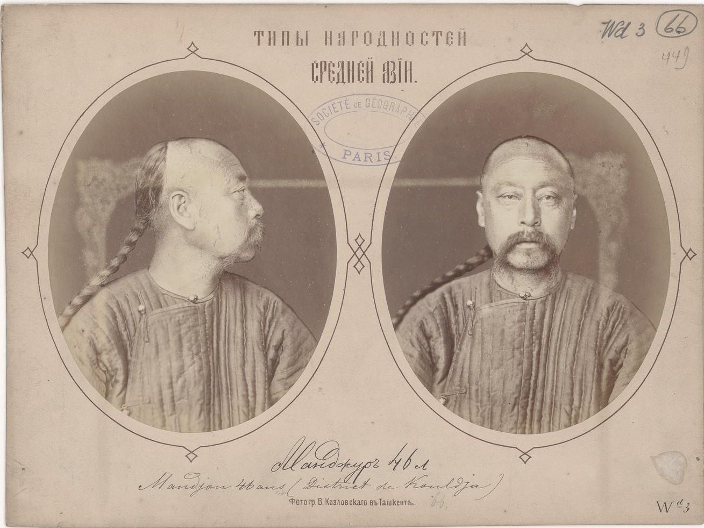 Манджур, 46 лет. Кульджа, Илийский край