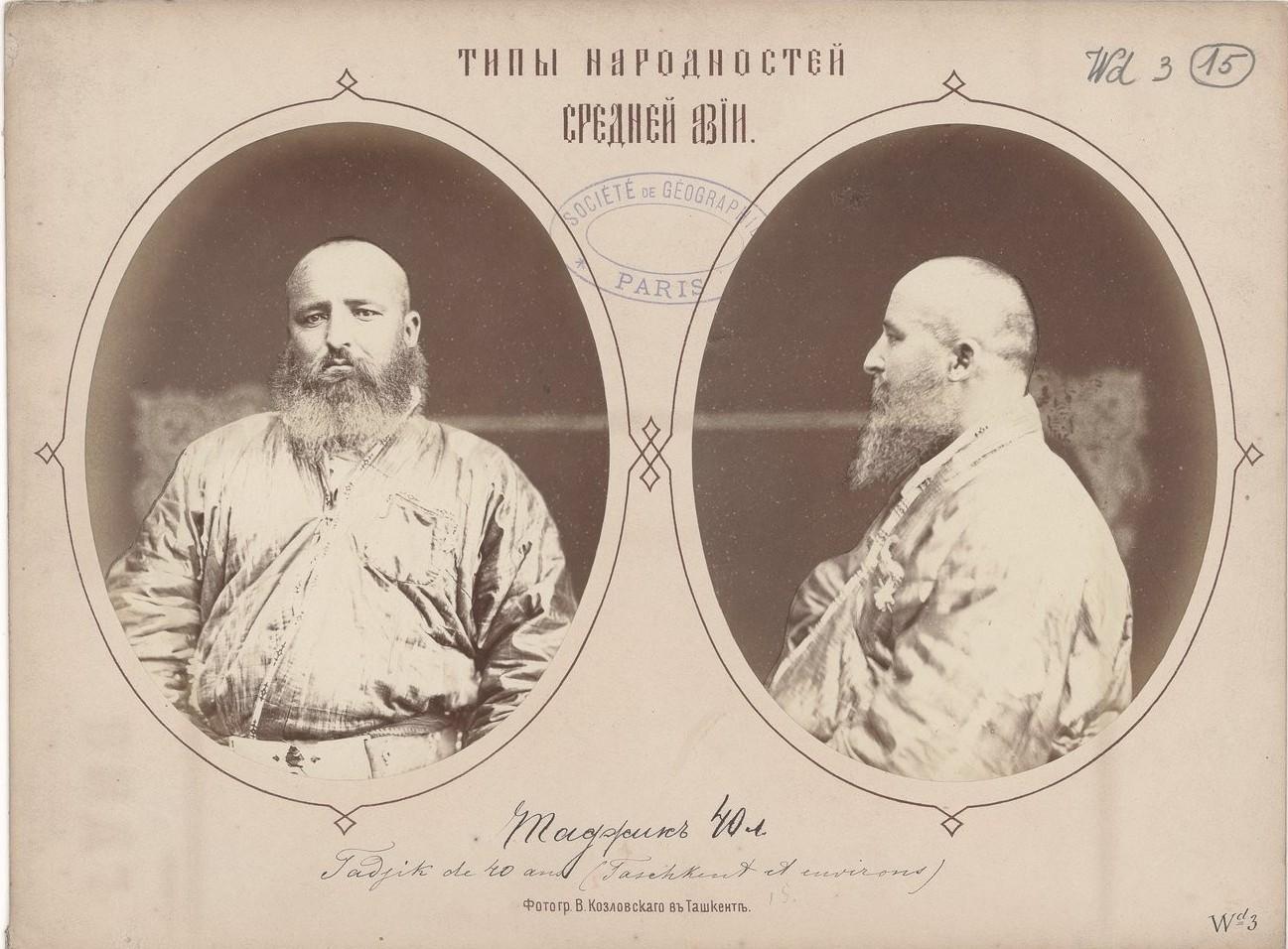 Таджик, 40 лет. Ташкент и окрестности
