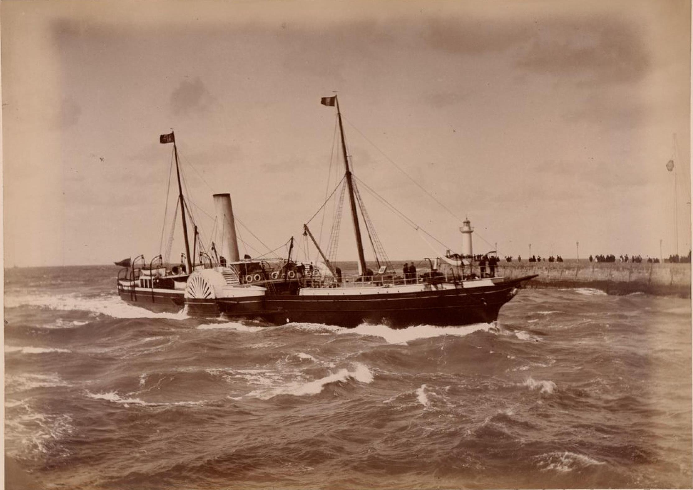 Саутгемптонская пароходная компания, Гавр, Судно «Саутгемптон»