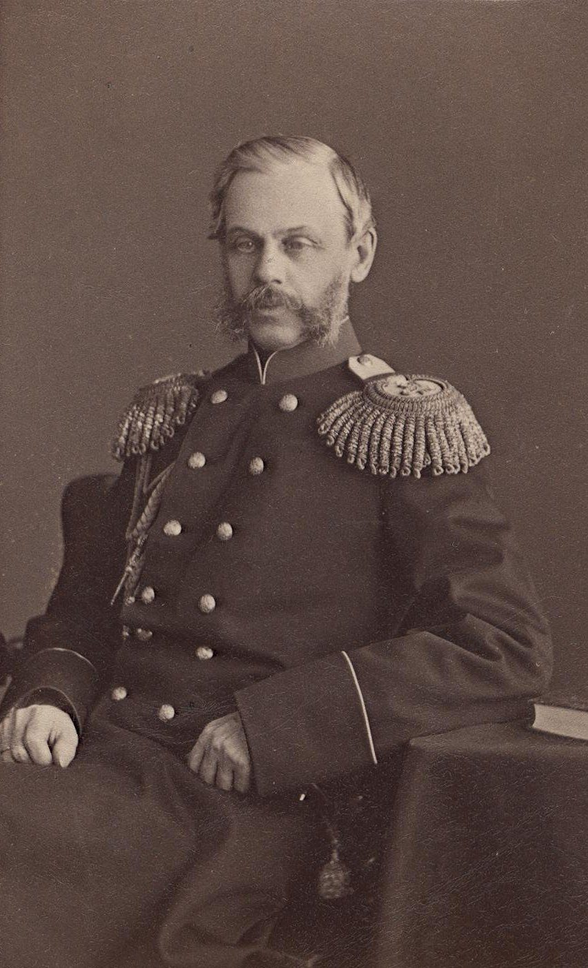 1870-е гг. Дмитрий Алексеевич Милютин (1816-1912), граф, военный министр