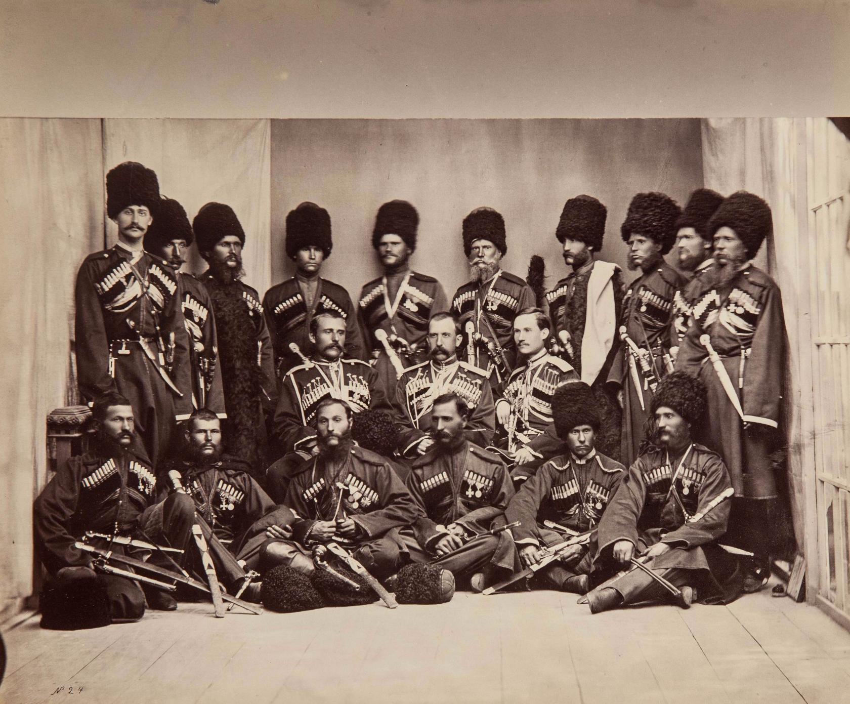 2-й эскадрон лейб-гвардии Собственного Его Императорского Величества конвоя