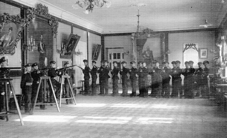 Огневая подготовка в Сибирском (Омском) кадетском корпусе