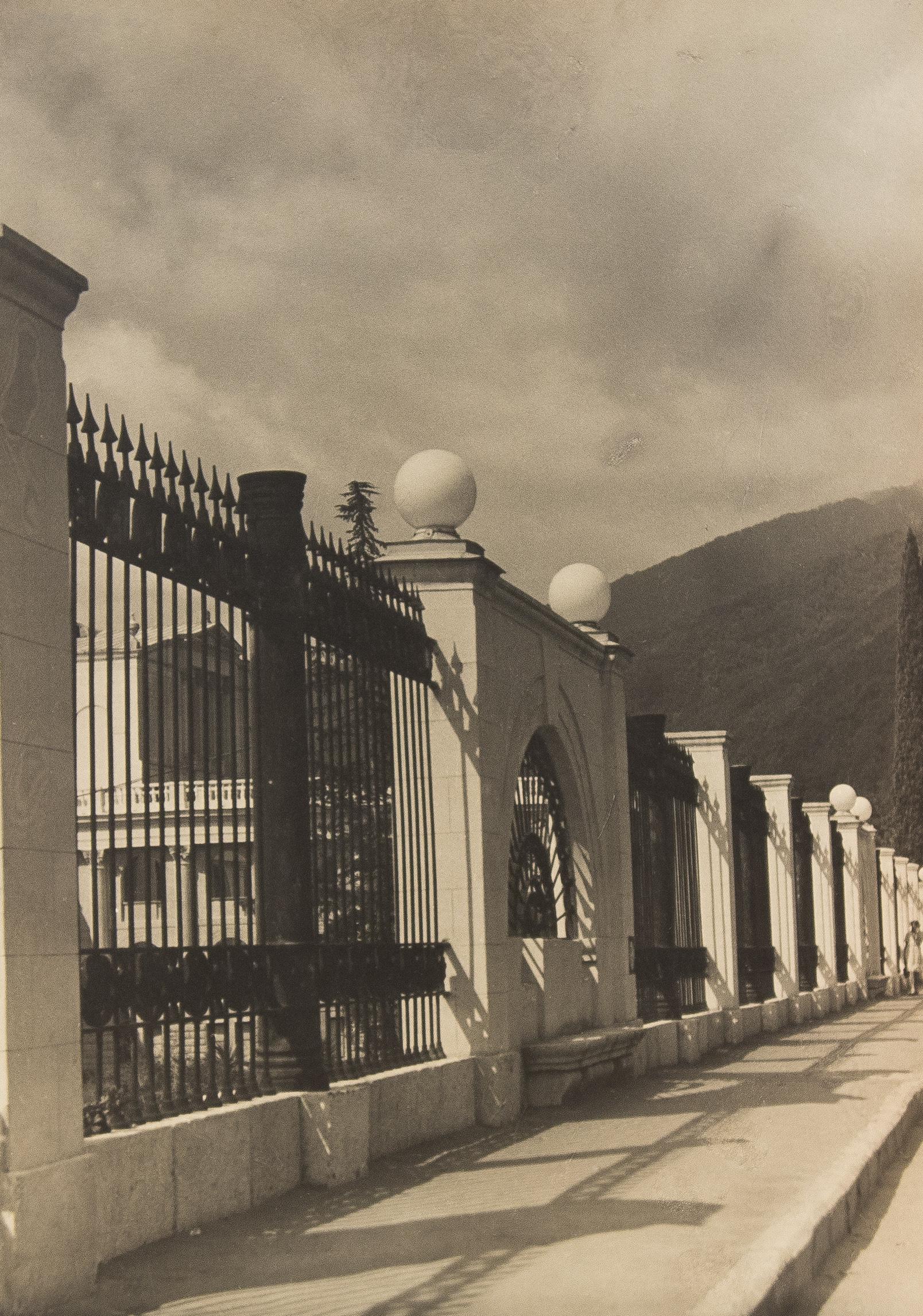 1950-е. Комовский А.Г.  «Излишества архитектуры»