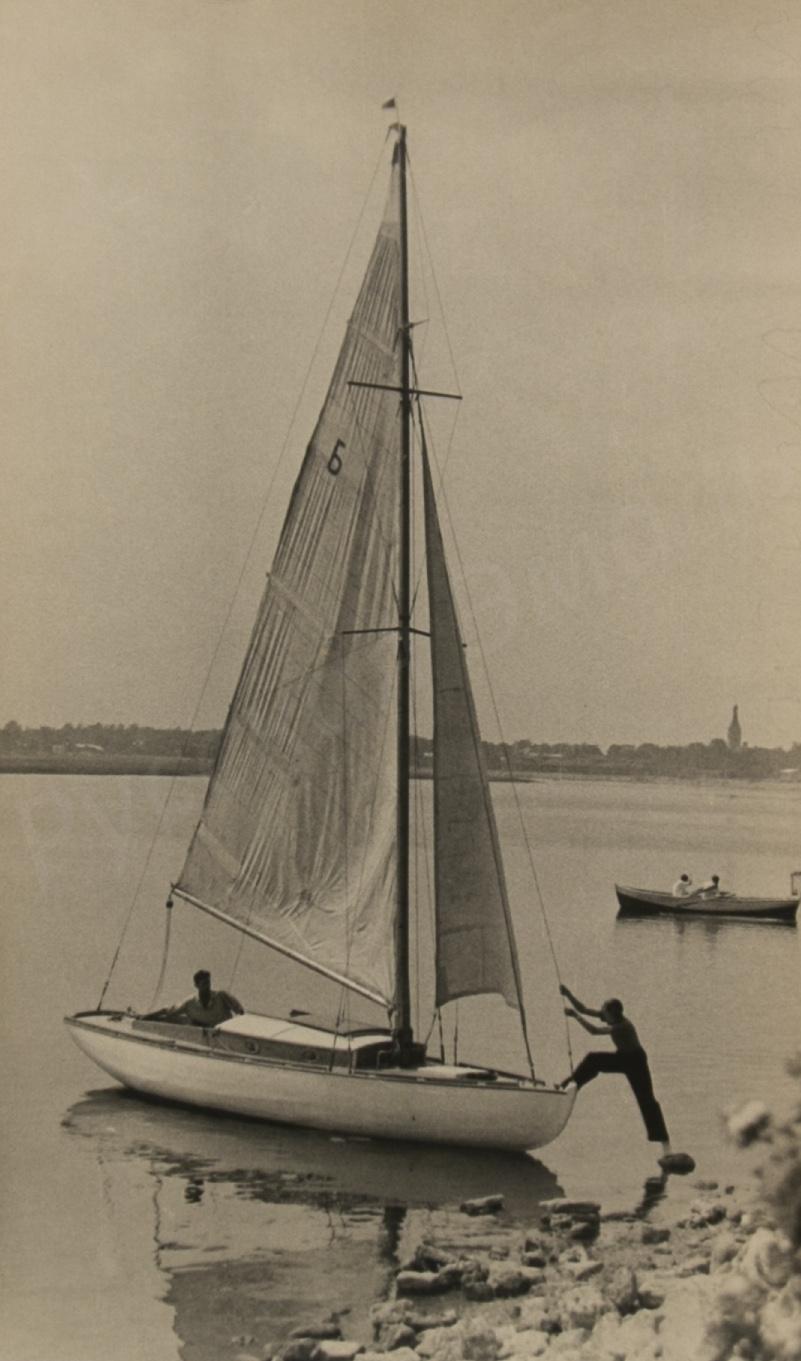 1960-е. Генде-Роте В.А. «Яхта»