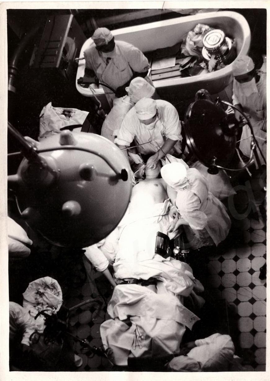 1960-е. Комовский А.Г. «Операция».
