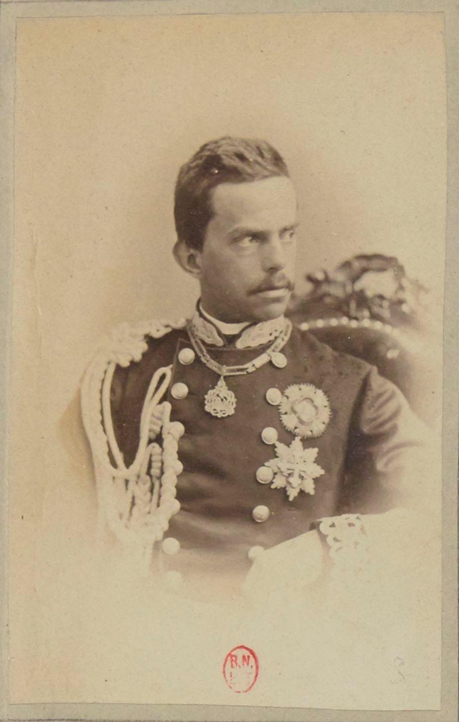 1863. Принц Пьемонта