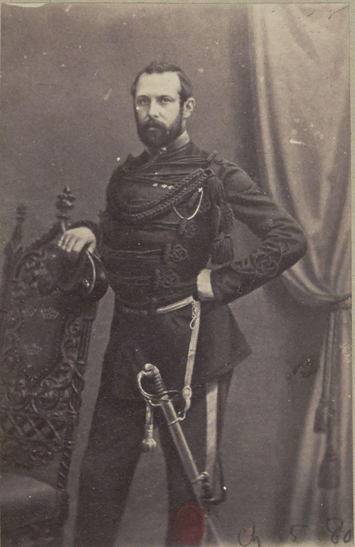 1872. Оскар II (21 января 1829 — 8 декабря 1907) — король Швеции с 1872 года из династии Бернадотов