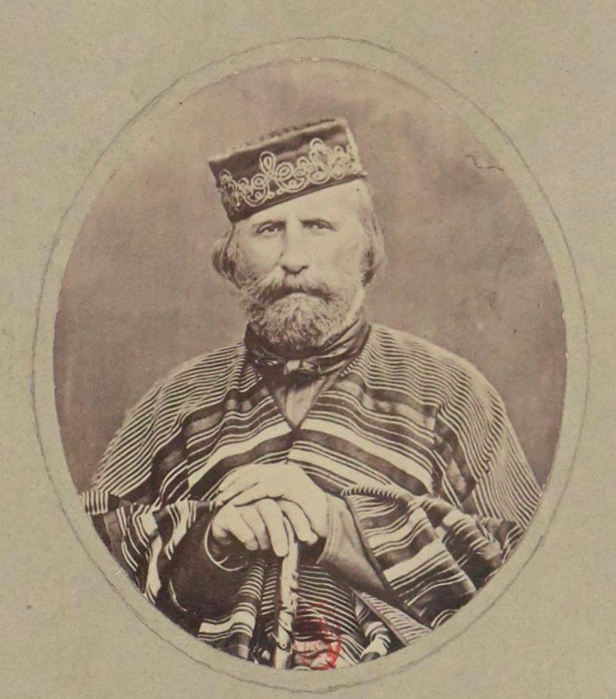 Джузеппе Гарибальди(4 июля 1807, Ницца — 2 июня 1882, остров Капрера) — итальянский полководец, революционер и политический деятель. Один из