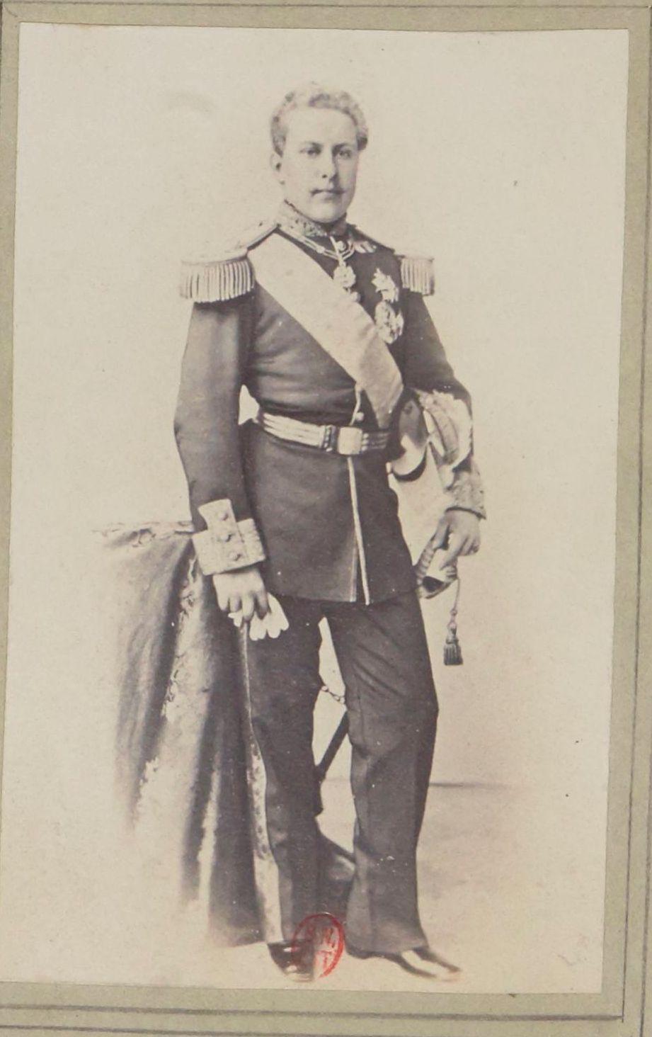 Педру V (16 сентября 1837, Лиссабон — 11 ноября 1861, Лиссабон) — король Португалии с 15 ноября 1853 года